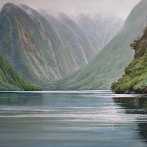 Doubtful Sound, Fiodland,